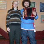 Встреча с Коломыцевым
