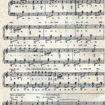 «Огней так много золотых…»(ноты для гармони)
