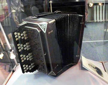 Баян конструкции П.Стерлигова(правая клавиатура)