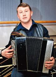 гармонист Александр Ланин
